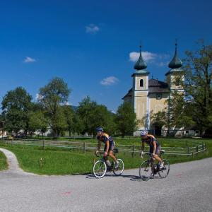 bike holiday in mondsee salzkammergut